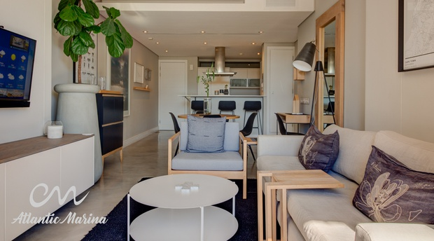 Juliette 307 Atlantic Marina Cape Town Waterfront Luxury Self-catering Apartment Accommodation South Africa
