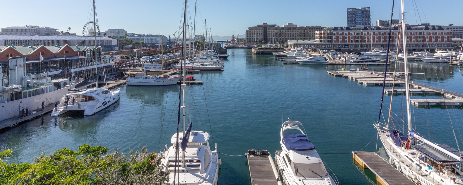 Atlantic Marina Self-catering Luxury Apartment Cape Town V&A Waterfront South Africa