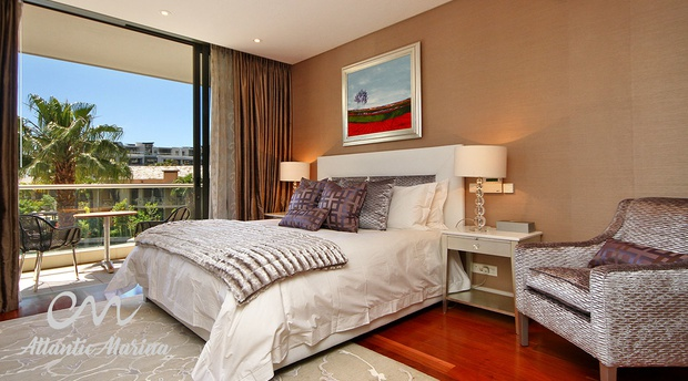 Kylemore 109 Atlantic Marina Cape Town Waterfront Luxury Self-catering Apartment Accommodation