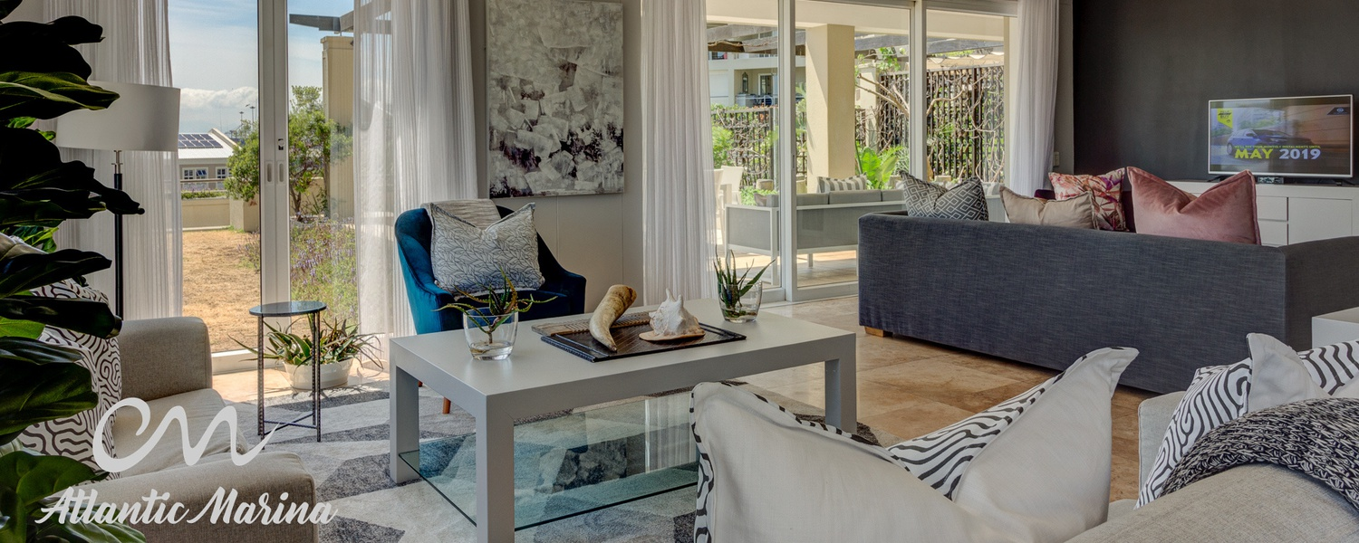 Carradale 304 Atlantic Marina Cape Town Waterfront Luxury Self-catering Accommodation