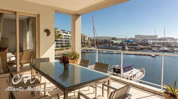 Penrith 203 Atlantic Marina Cape Town Waterfront Luxury Self-catering Apartment Accommodation