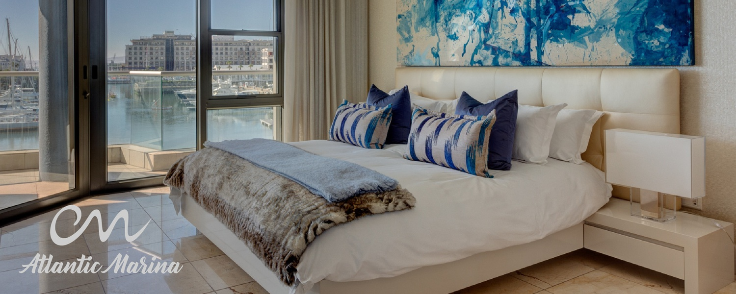 Pembroke 207 Atlantic Marina Cape Town Waterfront Self-catering Luxury Accommodation